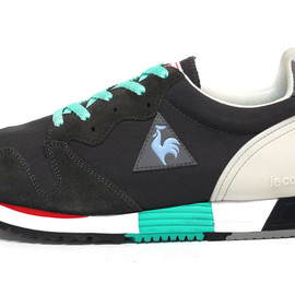 "le coq sportif - EUREKA ""Shigeyuki Kunii (mita sneakers) Color Direction"""