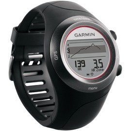 Garmin - Garmin Forerunner 410 GPS-Enabled Sports Watch with Heart Rate Monitor