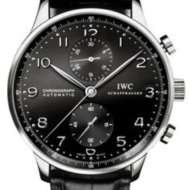 IWC - IW371447 IWC Portuguese Automatic Chronograph Mens Watch