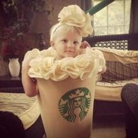 Starbucks - Halloween Party Costume
