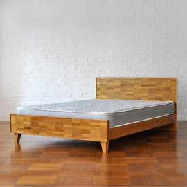 PACIFIC FURNITURE SERVICE - PARQUET BACK BED