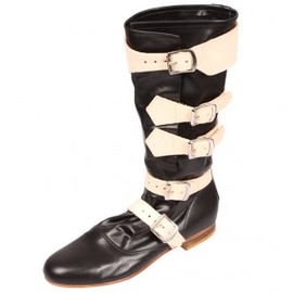 Vivienne Westwood - Pirate Boots Black