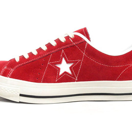 CONVERSE - ONE STAR J SUEDE 「made in JAPAN」 「LIMITED EDITION for STAR SHOP」