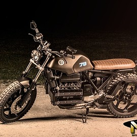 """NCT Motorcycles - BMW K100 RS  """"Flying brick"""""""