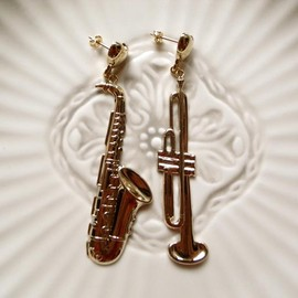 corchea - Jazz Earrings