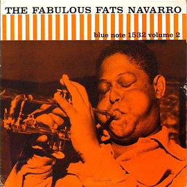 Fats Navarro - The Fabulous Fats Navarro Volume 2 (vinyl,LP)