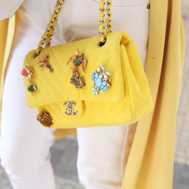 Chanel - Yellow Flap