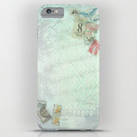Society6 - music letter iPhone & iPod Case