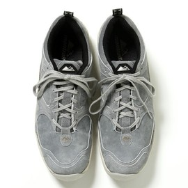 "nonnative × montrail - ""PHOENIX LEATHER"""