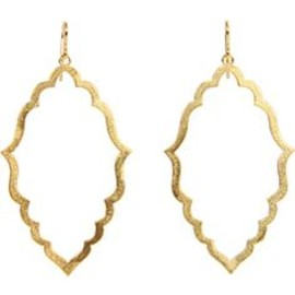 Dogeared Jewels Moroccan Earrings