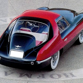 Pegaso - Z102B Thrill  1953