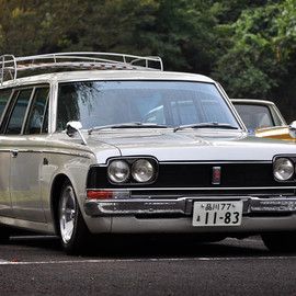 TOYOTA - S50 Crown Station Wagon
