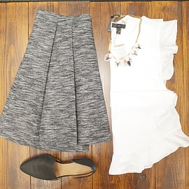 Madewell, J.CREW - outfit