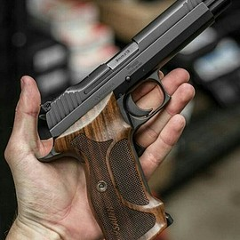 Sauer P232 Mirror polished