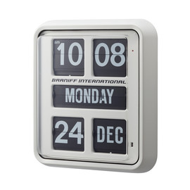 BQ-1700 BLACK Wall Clock
