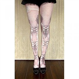 Abilletage - Lace Stockings