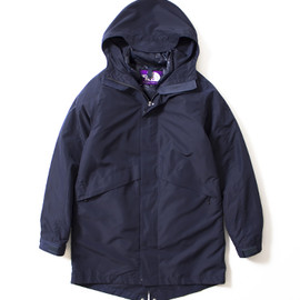 THE NORTH FACE PURPLE LABEL - Detachable Lining Field Coat(Navy