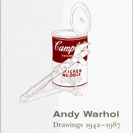 Andy Warhol - Drawings 1942-1987
