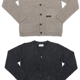 NEIGHBORHOOD - NEIGHBORHOODMOHAIR/AW-CARDIGAN.LS[ニットカーディガン]231-000220-032-【新品】【smtb-TD】【yokohama】