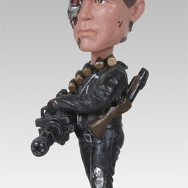 Sideshow Collectibles - T-800 Bobble Head