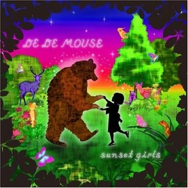 DE DE MOUSE - sunset girls