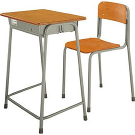 KOKUYO - School desk with Chair (former JIS ver.)