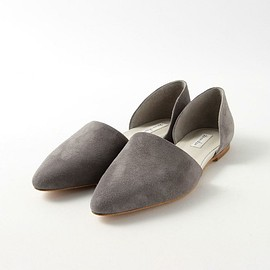 Steven Alan - SEPARATE POINTED TOE GRAY