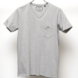 COMMUNE DE PARIS, ASTIER DE VILLATTE - Pocket T-Shirt