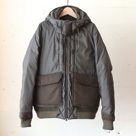 GORE-TEX NYLON JACKET 2009AW