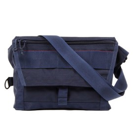 "BEAMS PLUS - 【予約】 BRIEFING×BEAMS PLUS / 別注 AIR FORCE BLUE LINE ""FLEET MESSENGER BAG"""
