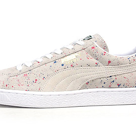 "Puma - SUEDE CLASSIC ALLOVER SPLATTER ""LIMITED EDITION"""