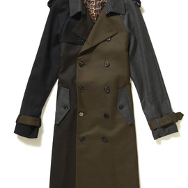 G.V.G.V - 4 Color Trench Coat