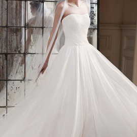 David's Bridal - MK3576 - Wedding Dress