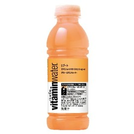 vitamin water - mango&peach
