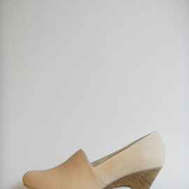sisii - Sisii | 11-0139-2. SLIPON Low Heel / NATURAL