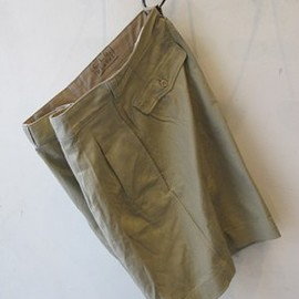 French Army - Chino Shorts