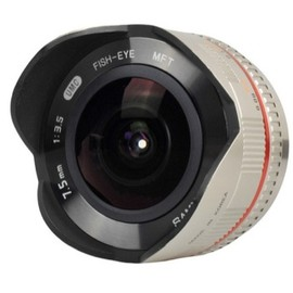 Samyang - 7.5mm 1:3.5 UMC Fish-eye MicroFourThirds