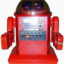 TOMY - Red Omnibot