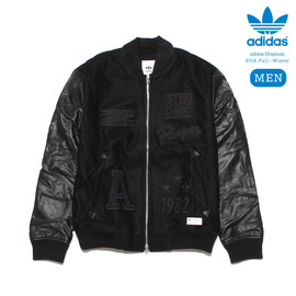 adidas Originals - adidas Originals RUN BOMBER JKT RUN DMC