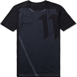 11 by Boris Bidjan Saberi - Black TS1 P1 F1101 T-Shirt