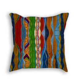 UNDRCRWN - Bedstuy Pillow | Multi Color