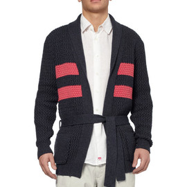 Michael Bastian - Chunky-Knit Cotton Cardigan