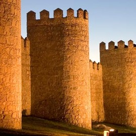Ávila Spain - City Walls