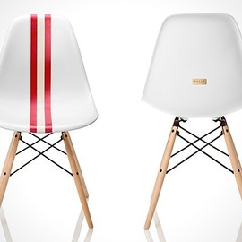 Bally Meets Herman Miller Eames Chair - Herman Miller Eames Chair