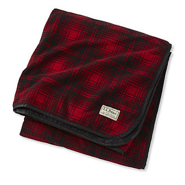 L.L.Bean - Waterproof Outdoor Blanket, Extra-Large Plaid