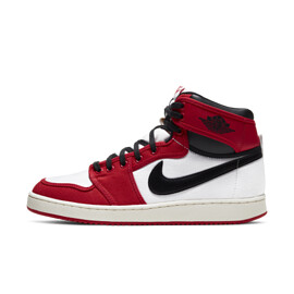 "NIKE - AIR JORDAN 1 AJKO ""CHICAGO"" WHITE/BLACK-UNIVERSITY RED"