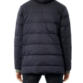 bottega veneta - down-filled quilted jacket