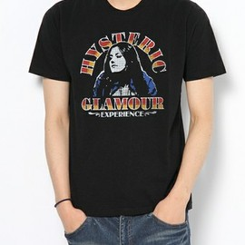 HYSTERIC GLAMOUR - MOTOR CITY pt T-SH