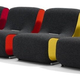 BLA STATION Ally Sofa Design by Peter Hertel and Sebastian Klarhoefer
