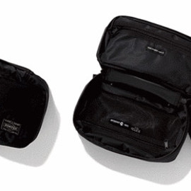 PORTER - Porter Travel Pouch x Lowercase